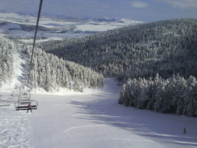 Skijanje na Zlatiboru